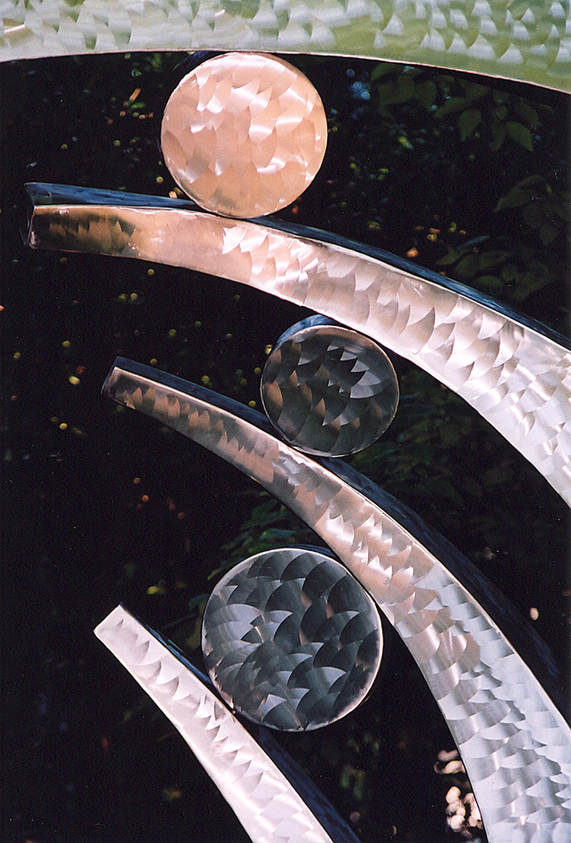 Closeup of Sculpture