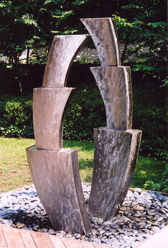 Sculpture with Water