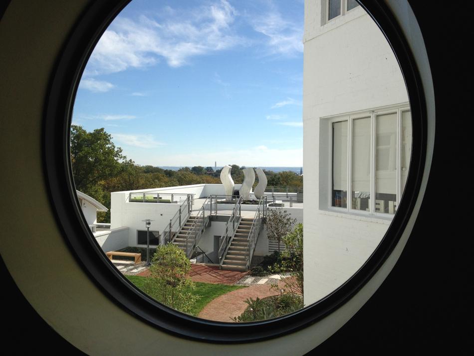 Photo from Inside School