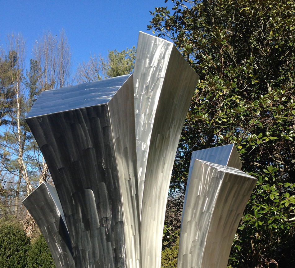 Closeup of Sculpture