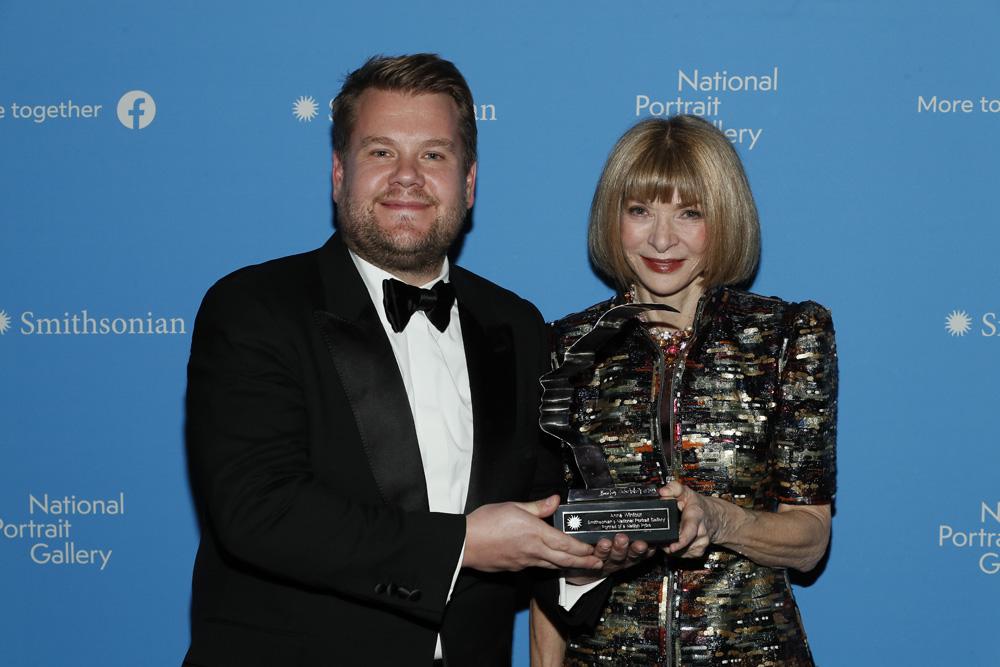Anna Wintour & James Corden, 2019