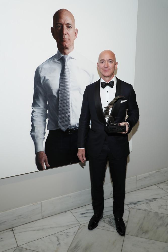 Jeff Bezos, 2019