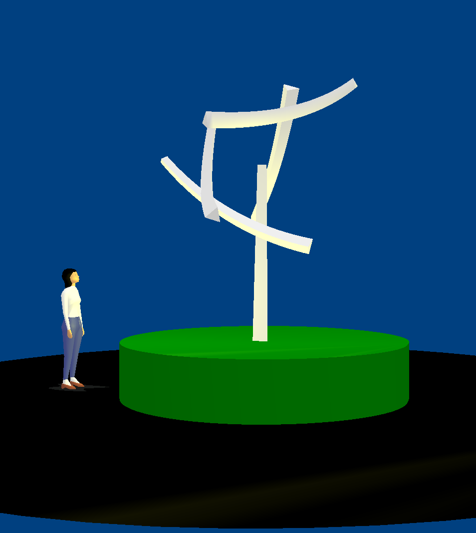 Sculpture Rendering